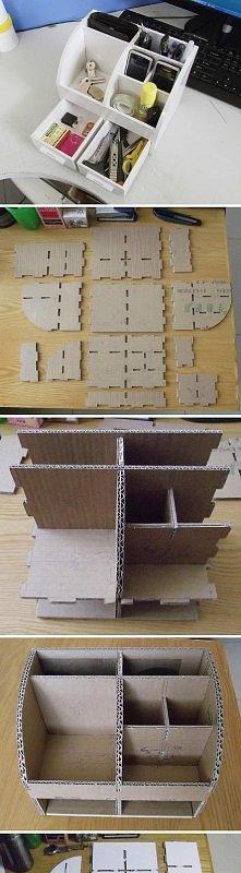 DIY: Organizer