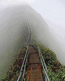 Oachu - Schody do Nieba