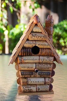 Domek dla ptaszków