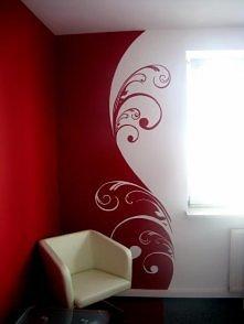 Malarstwo ścienne to wielobarwna ozdoba malarska ścian, sufitów, podniebienia...