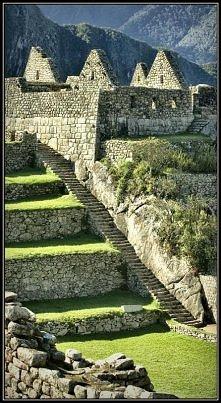 Machu Picchu, Inca Empire, Peru