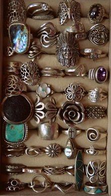 pierścionki :) do wyboru, do koloru