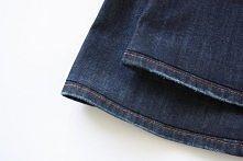 Jak skrócić nogawki spodni