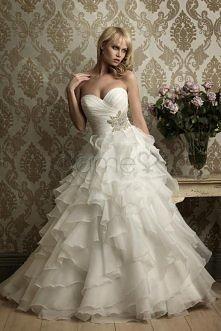 Dziewczyny! Co sądzicie o wyborze mojej sukni ślubnej?