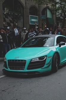 Audi i ten kolor *__*