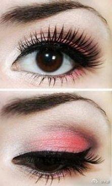 Boski make up w kolorach różu - komu się podoba daje LAJK!!!