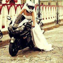 a do ślubu pojadę tak