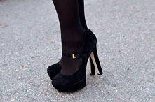 czarne zamszowe ;)
