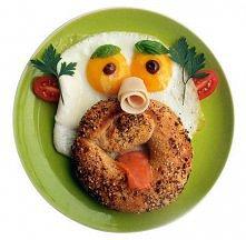 Dzień dobry=) #śniadanko z uśmiechem