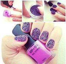 Jak zrobić caviar nails w 3 kroki, czyli kawior na paznokciach samodzielnie