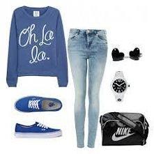 f2d81b84f2 niebieskie ubranie są fajne  )