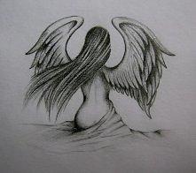 anioły...