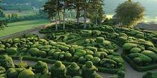 Jardin de Marqueyssac, Francja