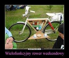 Rower na piknik