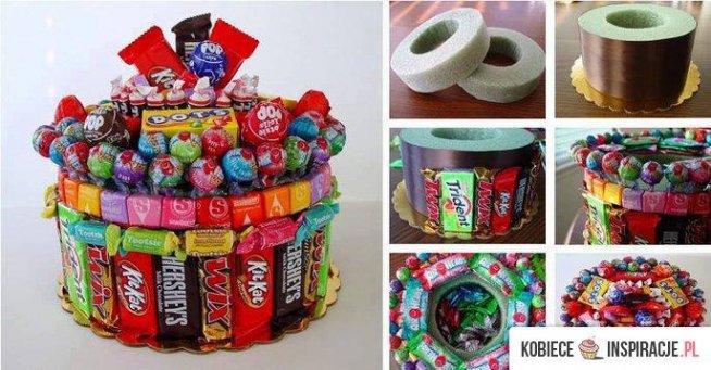 słodki prezent