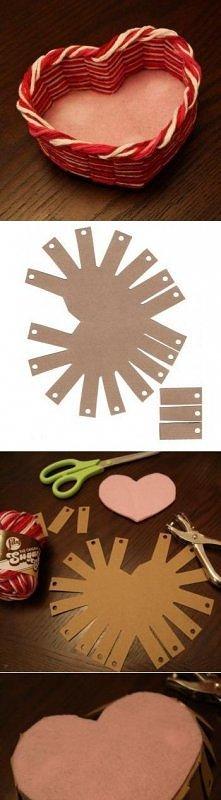 heart-shaped box :)