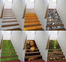 ekskluzywne schody  - wystarczy tylko pomysł=)