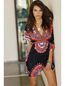 Bathing Suit Tunic Cover Ups