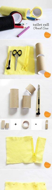 diy, toilet, roll, pencil, ...