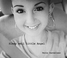 Sleep well little Angel... <3