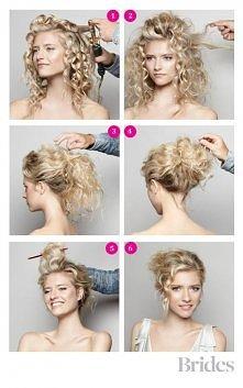 pomysłowa fryzura :)