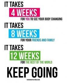 keep going! :)