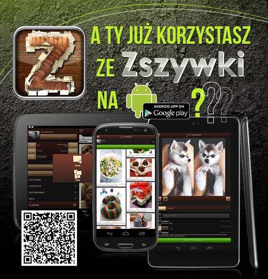 Kochani, a Wy już korzystacie z nowej Zszywkowej aplikacji na Androida? :) Jakie jest Wasze opinie po wdrożonych zmianach? :)