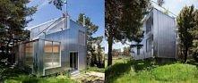 Tym razem inspiracja na mały, tani domek przyszła z Hiszpanii za sprawą archi...