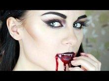 Gothic Vampire Makeup Tutorial