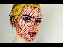 Pop Art / Comic Book Makeup...