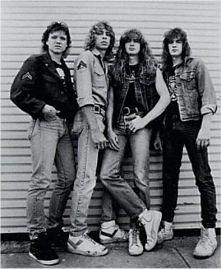 Megadeth - amerykańska grupa muzyczna, grająca trash metal, speed metal i hea...