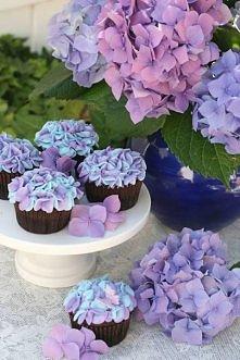 Muffinki na wesele mmmm