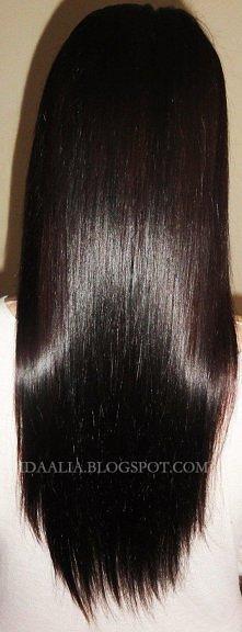 Jeśli twoje włosy są zniszczone i suche: Na zniszczone i przesuszone włosy na...