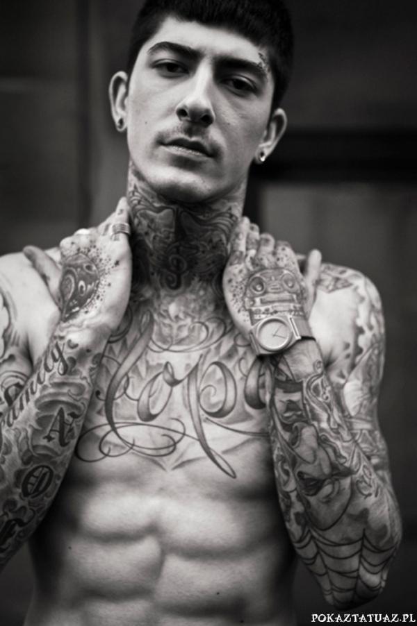 świetny Facet Tatuaż Też Niczego Sobie Na Moje Tatuaże