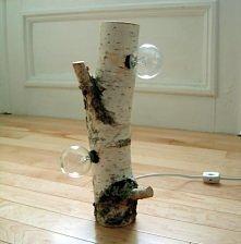 lampa z brzozy eco