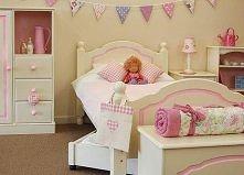 Słodki pokój dla dziecka