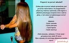 przepis na porost włosów
