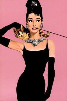 Audrey Hepburn - plakat