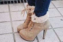 Idealne buty na chłodniejsze dni ;)