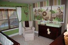 Pokoj inspirowany zoo :)
