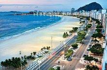 Copacabana - słynna plaża w...