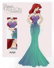 Princess FASHION - Ariel