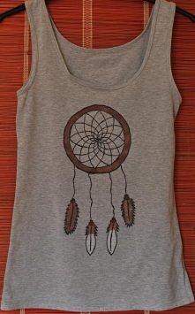 Koszulki ręcznie malowane.  Jeśli jesteś zainteresowana pisz na:  afma03@gmai...