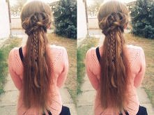 Nietypowa fryzura :)