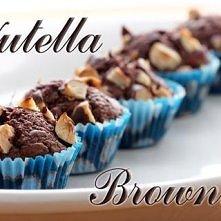 Przepis na trzyskładnikowe muffinki z nutellą :D pyszne i bardzo proste! polecam!
