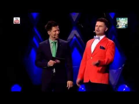 █▬█ █ ▀█▀ Kabaret Paranienormalni DJ Bobo Sopot TOPTrendy 2013) [Najnowsze Kabarety 2013]