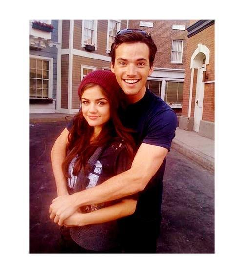 Ezra i Aria <3