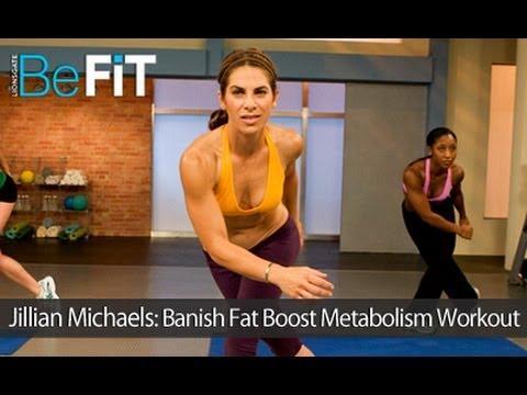 Jillian Michaels: Banish Fat Boost Metabolism Complete Workout...myślicie że po tych ćwiczeniach są jakieś efekty.?? bo ja chcę narazie spalić sam tłuszczyk bez mięśni..:DD Może znacie jakieś ćiczenia (sprawdzone) na spalnie tłuszczu..?? prosze was pomóżcie mi.>!! :CC