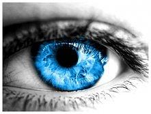 Kto ma niebieskie oczy? ;3