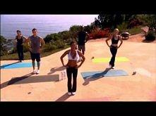 Mel B - Trening całego ciał...